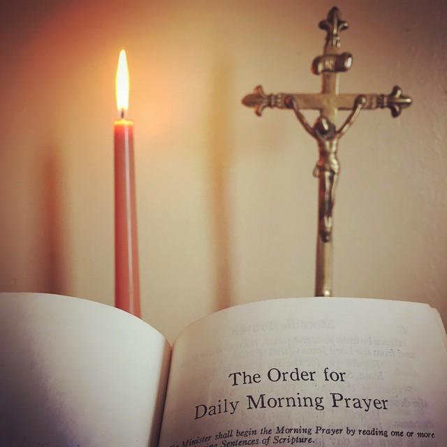 Morning Prayer by Charlie Jackson