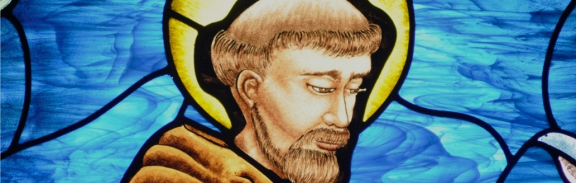 Painted-Stained-Glass-St.-Francis-of-Assisi-Grace-Episcopal-Church-Bremo-Bluff-Virginia